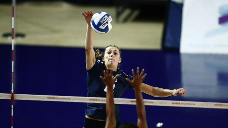 BYU Fights Through Five-Setter To Take Down Hawaii