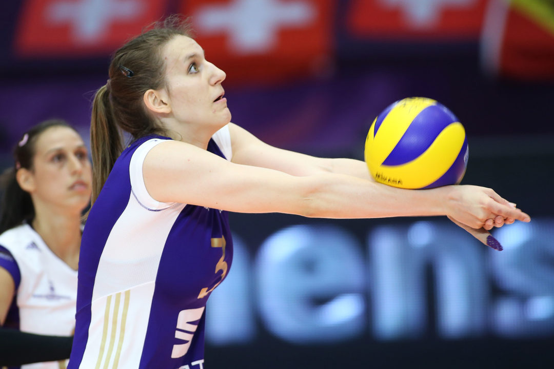 Nadja Ninkovic Announces she will Join Brazil's Vôlei Nestlé Osasco