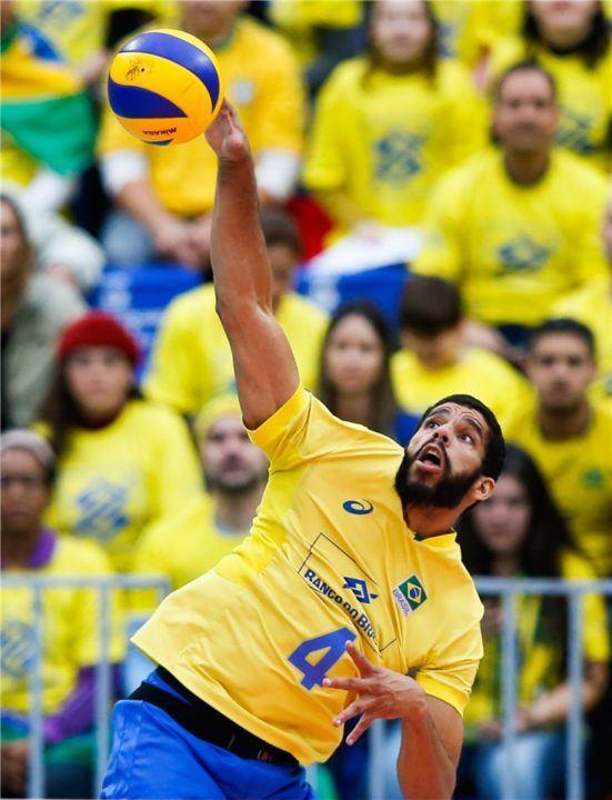 Wallace Returns to Brazilian SuperLiga Runner-Up Funvic Taubate