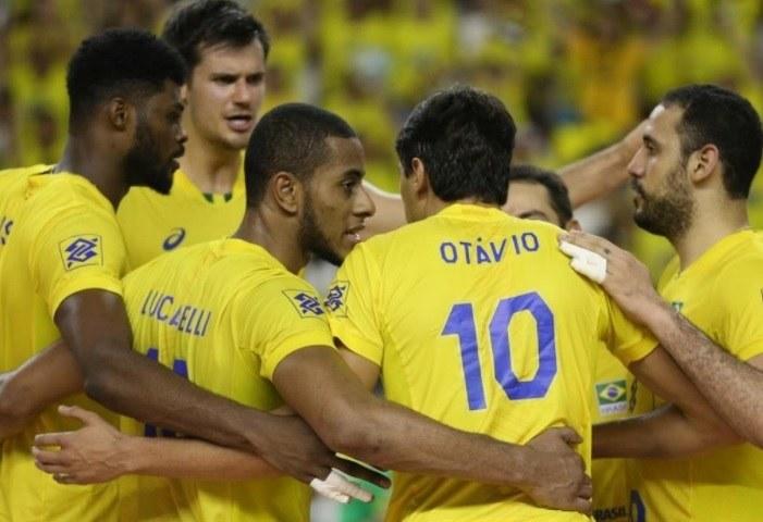 25-11 set shocks public as Brazil beats Team USA in second friendly