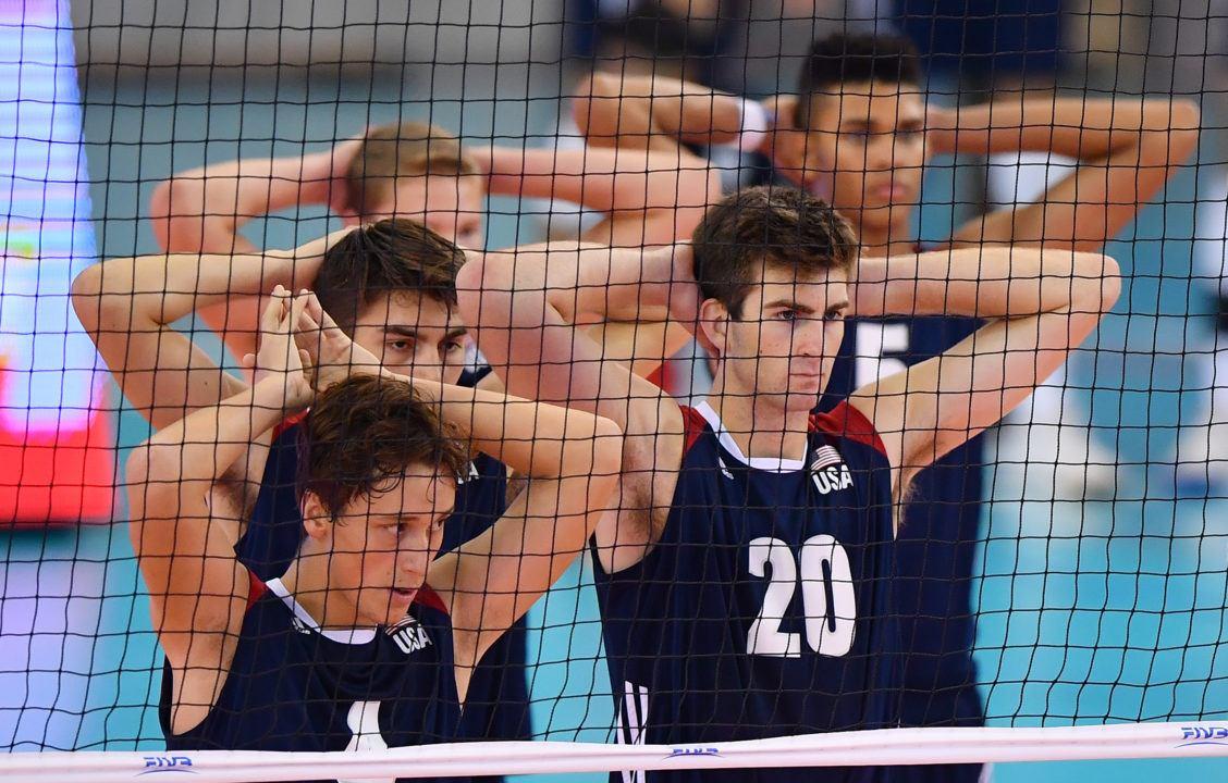 USA loses despite Jasper's efforts (Video). Day 5 of Boys' U19 Worlds