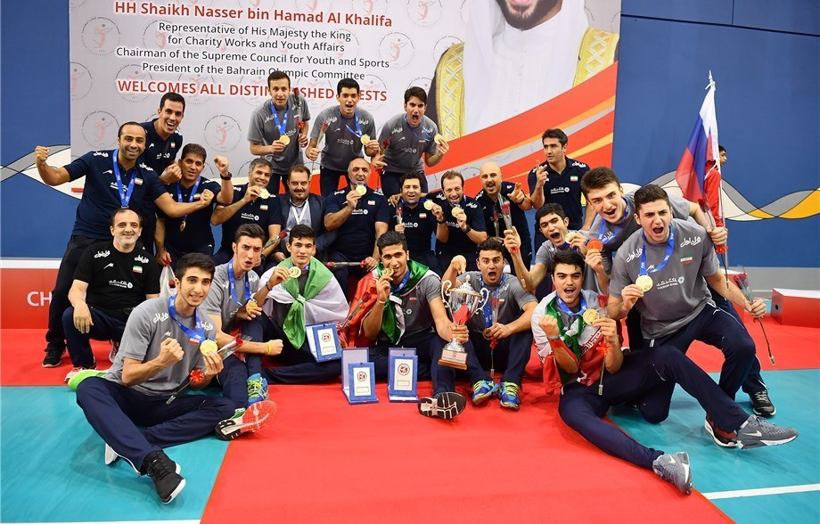 Iran Makes History, Wins Boys' U19 Worlds Gold. USA Finishes in 15th.
