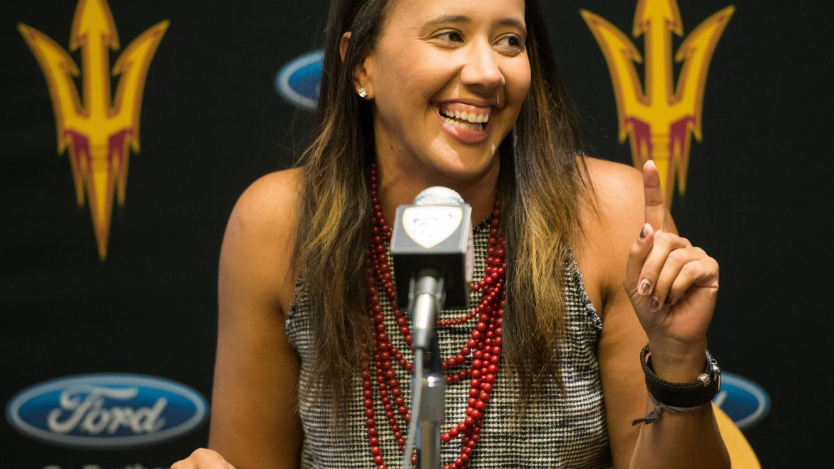 Former Arizona State Coach Stevie Mussie Hired by Drive Nation