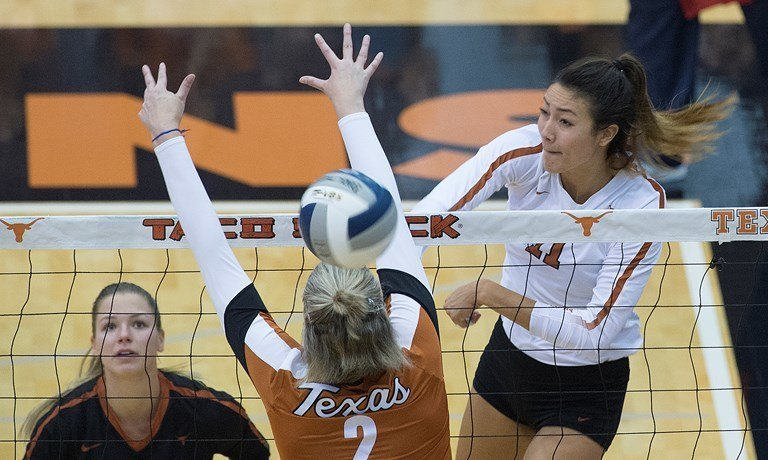 Texas Transfer Lexi Sun Takes Next Step Towards 2018 Debut with Nebraska