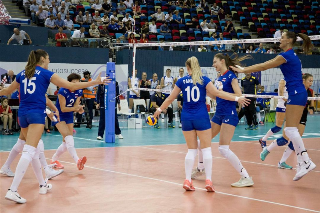 Favorites Start Out Strong On EuroVolley – Day 1 Recap