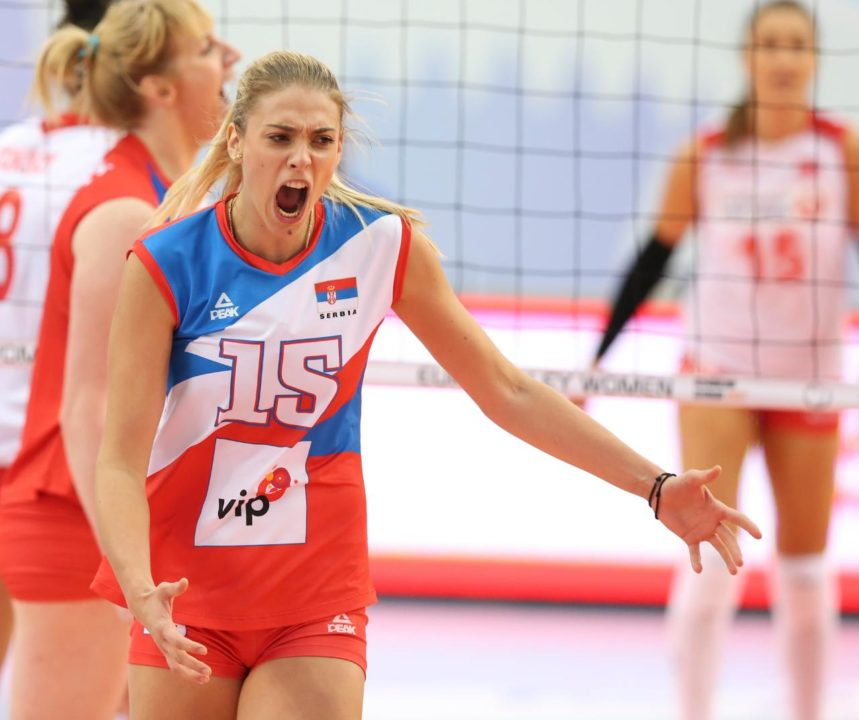 WATCH LIVE: The Dutch Challenge Favorites Serbia For EuroVolley Title