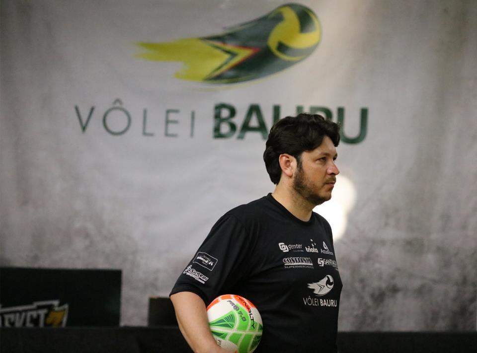 Vôlei Bauru Announces Fernando Bonatto As Head Coach