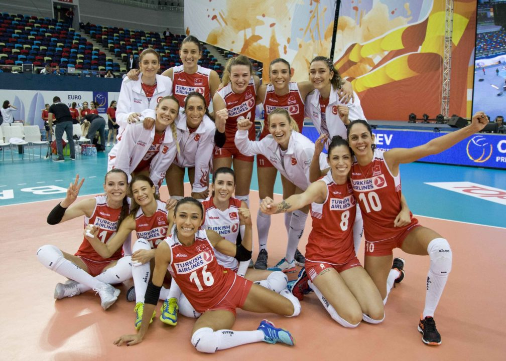 Germany and Turkey On To Final 8. EuroVolley Recap (Highlight Vids)