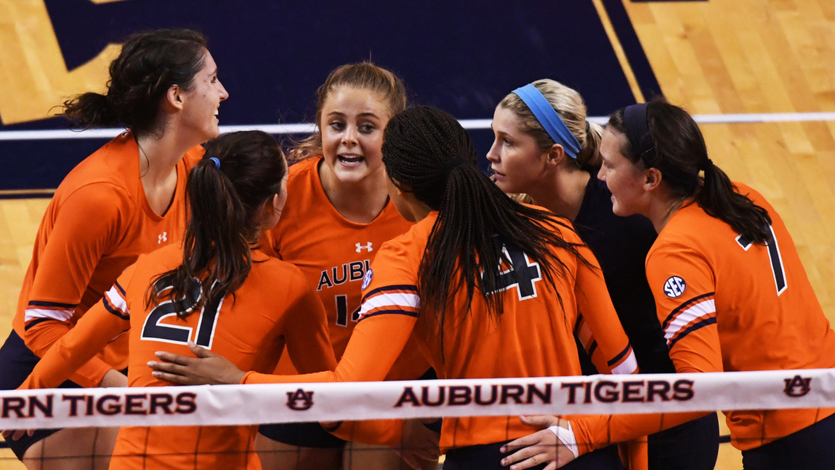 Balanced Attack Lifts Auburn to 3-1 Win Over #15 UNC