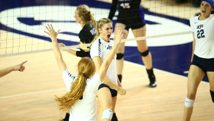 #8 BYU Stays Perfect in WCC with Road Win over #25 San Diego
