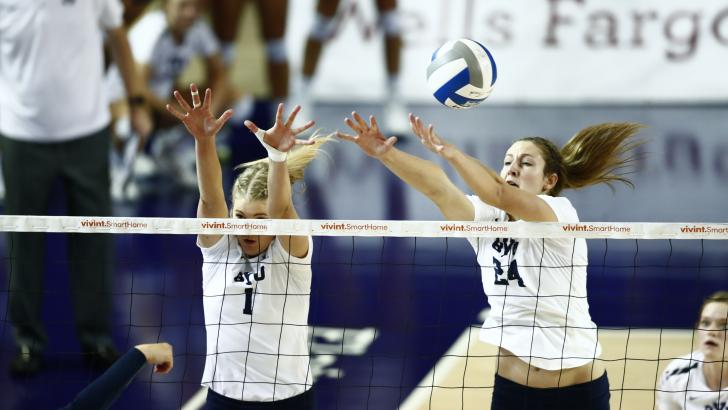 Post Match Breakdown: #8 BYU Downs #25 San Diego 3-1 on the Road