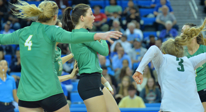 Baylor Rallies from Down 2-0 in Five-Set Win Over #13 BYU