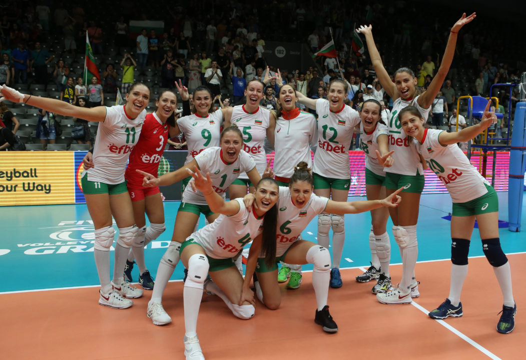 Bulgaria To Use Balanced Roster for the 2017 W. European Championship