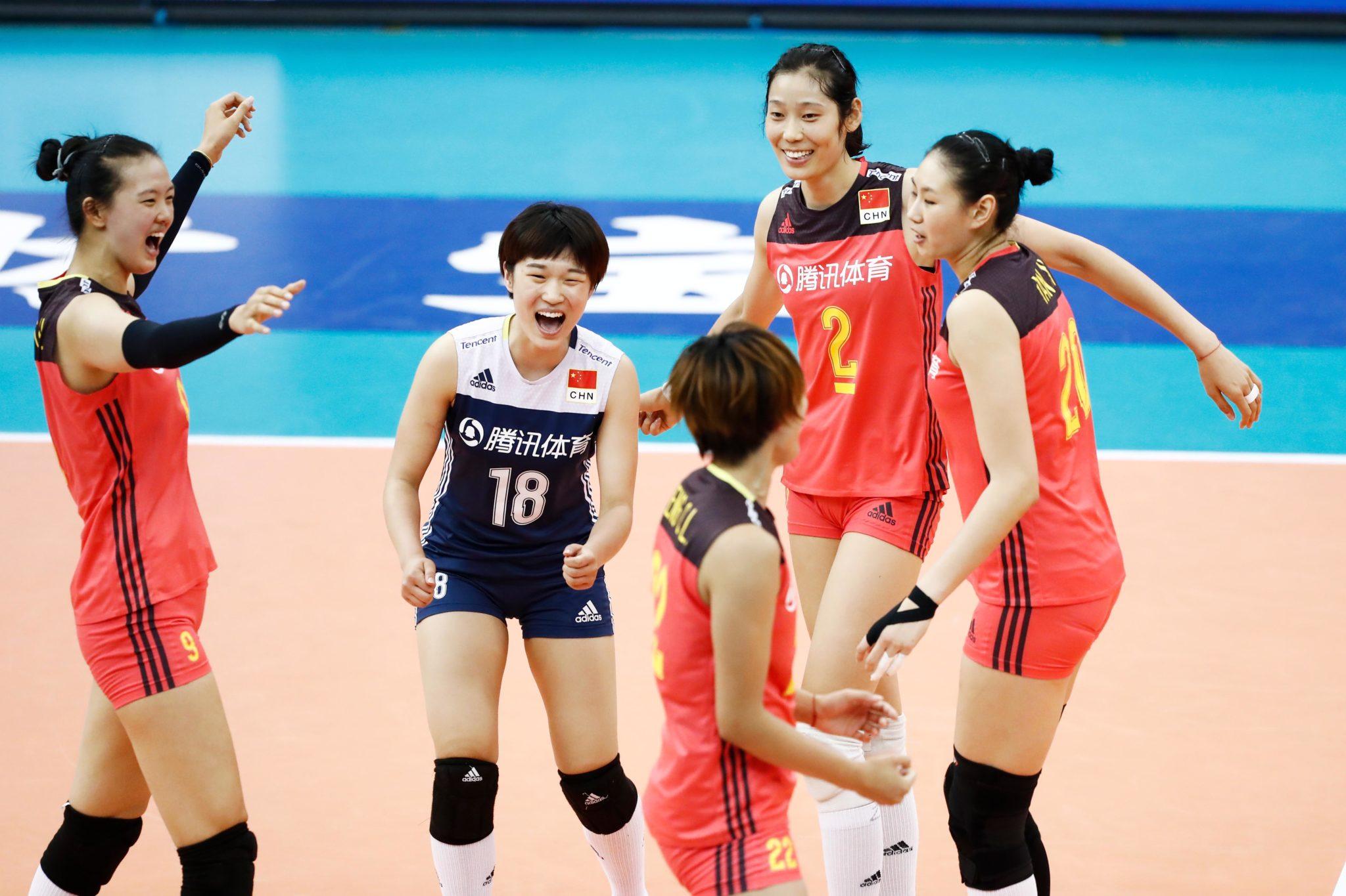 Nanjing, China To Host Inaugural Women's Nations League Finals