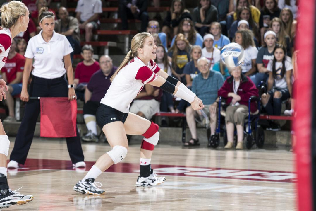 Tiffany Clark Nabs Back Libero Spot From M.E. Dodge for #5 Wisconsin