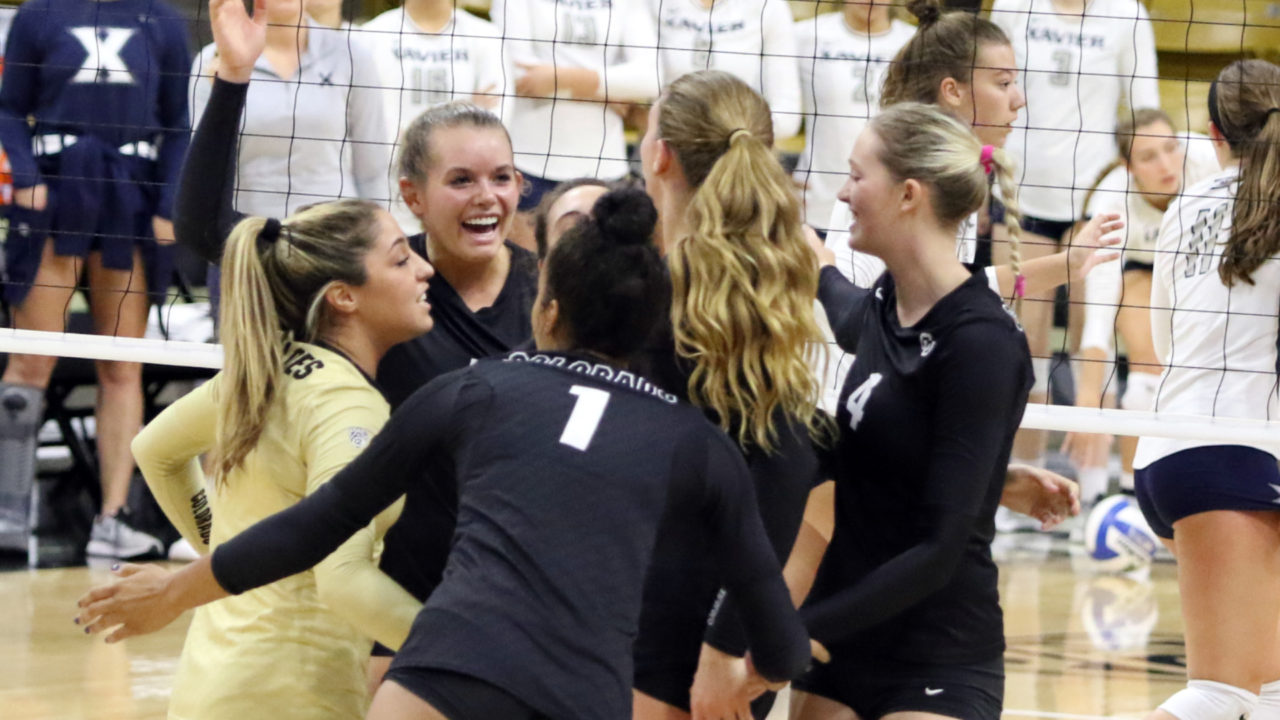 Alexa Smith Collects 12 Kills as Colorado Rolls to Home Sweep
