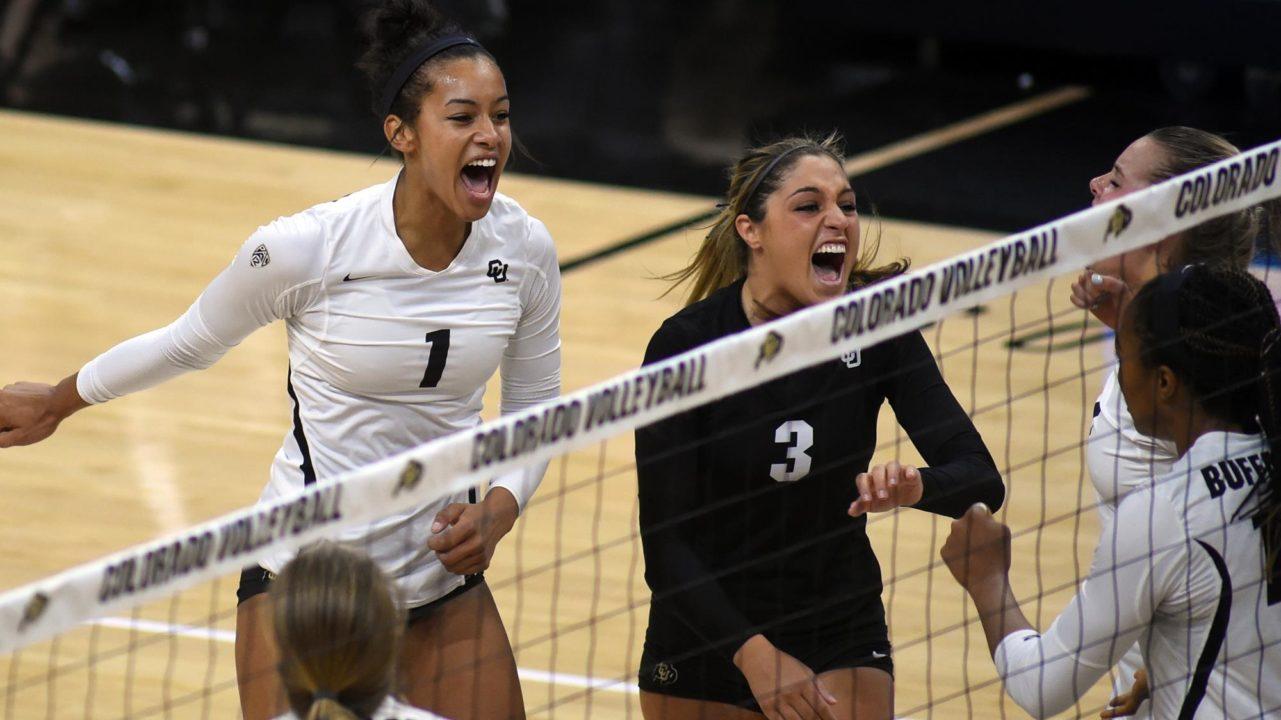17 Blocks Lift #22 Colorado to Upset of #12 Oregon