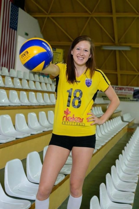 Krista Degeest Moves to Aachen