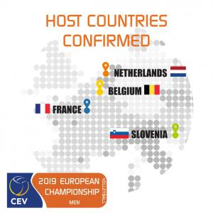 Historic Field, Host Bid Announced for EuroVolley 2019