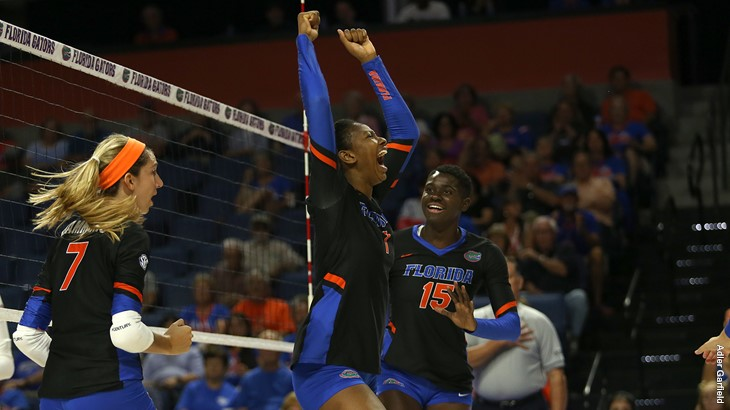 #1 Florida Stays Unbeaten With Hard Fought Sweep Over Georgia