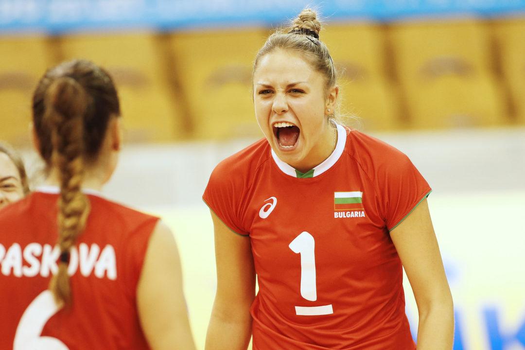Bulgaria fights from 3-0 to beat Cuba. Women's U23 Worlds Day 3 Recap