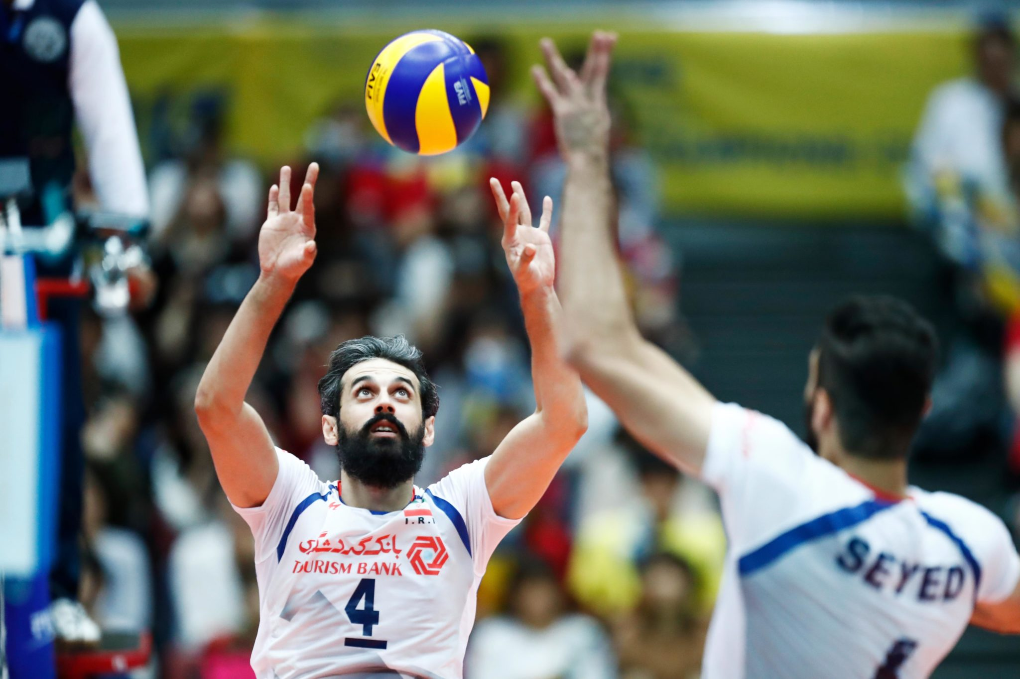 Igor Kolakovic Rejuvenates Iranian Men's Roster
