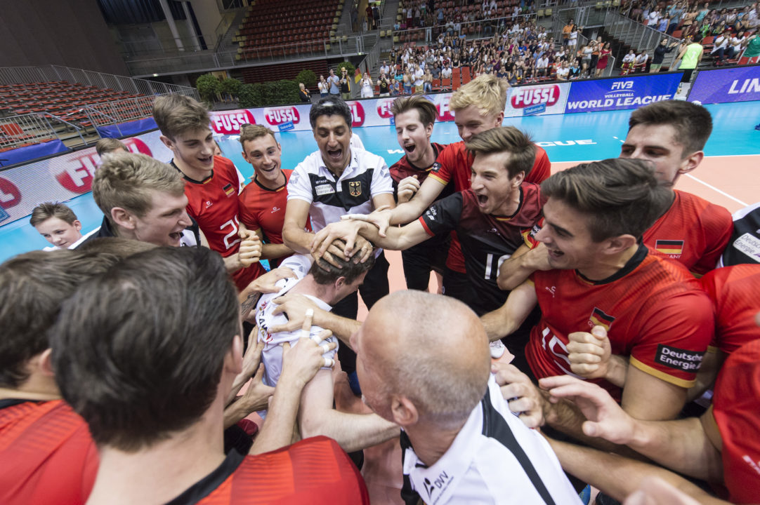 Germany To Play for the Gold Medal at the 2017 European Championships