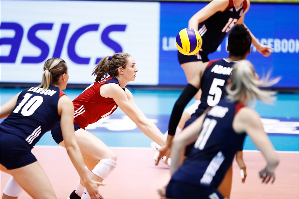 Team USA Bounces Back, Defeats Korea – Day 2 Of WGCC (Full Match Vids)