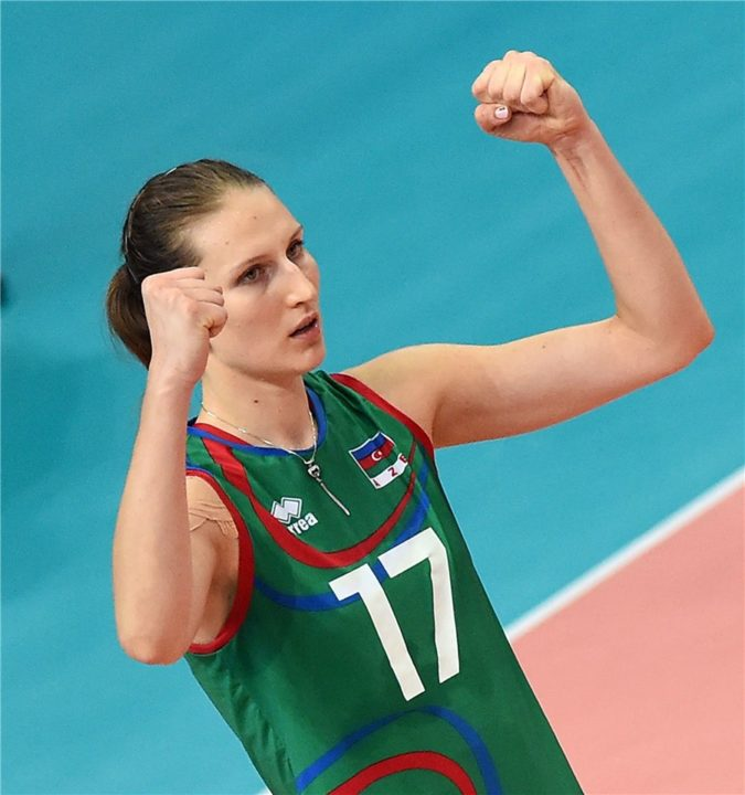 """""""Azerbaijan showed that you can win with one player in Volleyball"""""""