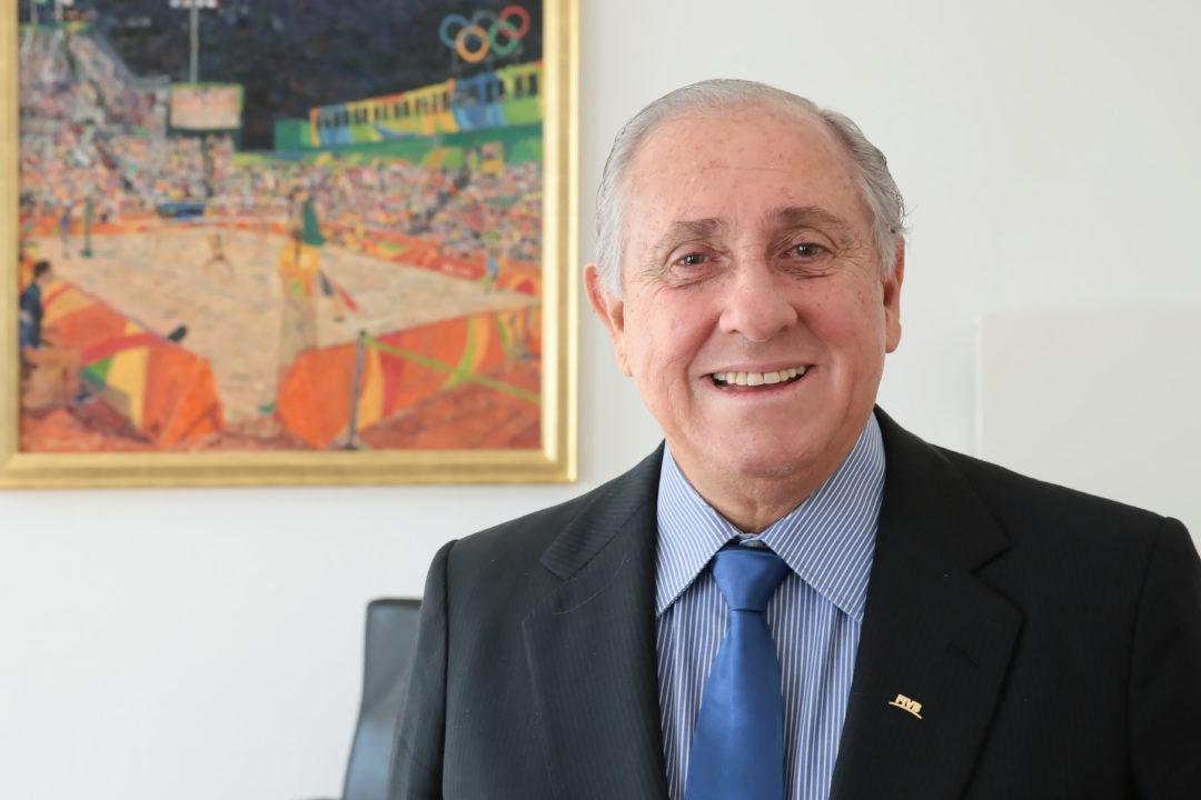 FIVB's President Ary Graça Announces Major Volleyball Initiatives