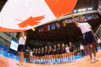 Canada Women Look To Qualify For World Championships At Home