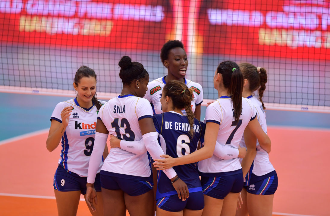 2017 CEV European Women's Championships Power Rankings