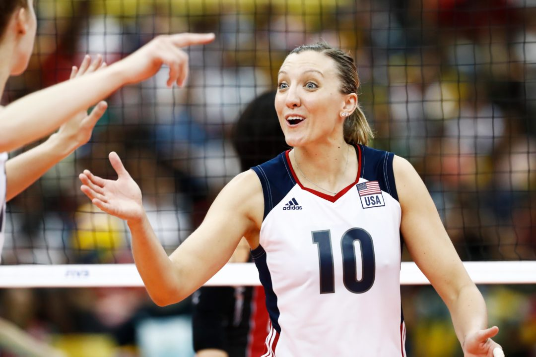 """We Want To Be The Number One In Every Competition."" – Jordan Larson"
