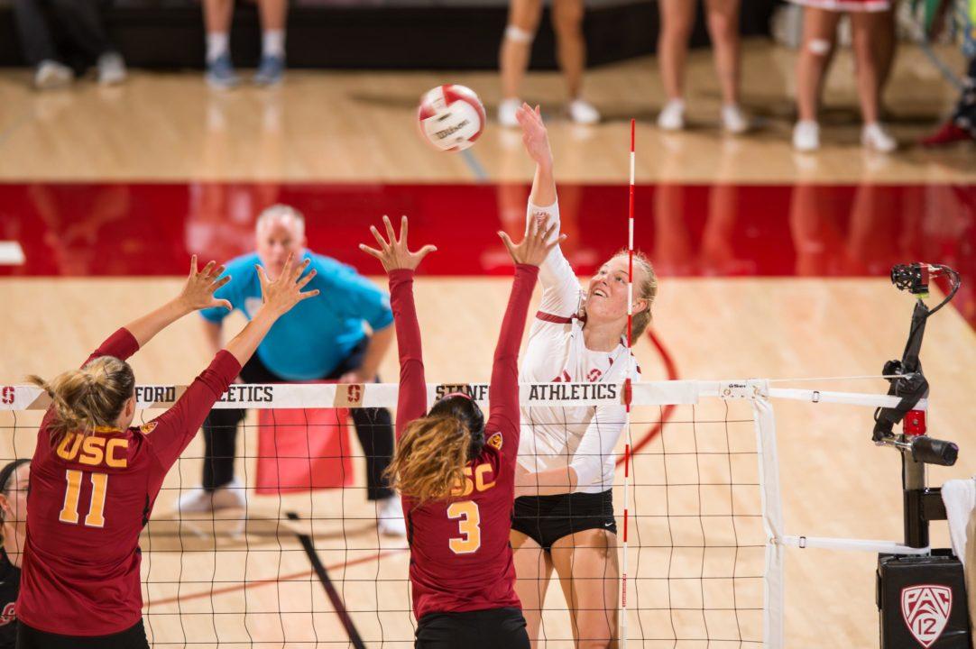 Scouting Report Recap – #2 Stanford Sweeps #15 Oregon