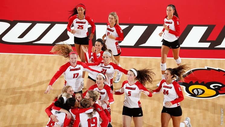 Louisville Serves Their Way to a Sweep of Kennesaw State