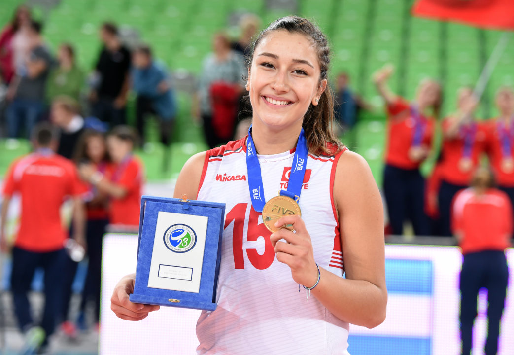 Hande Baladin Heads to Galatasaray