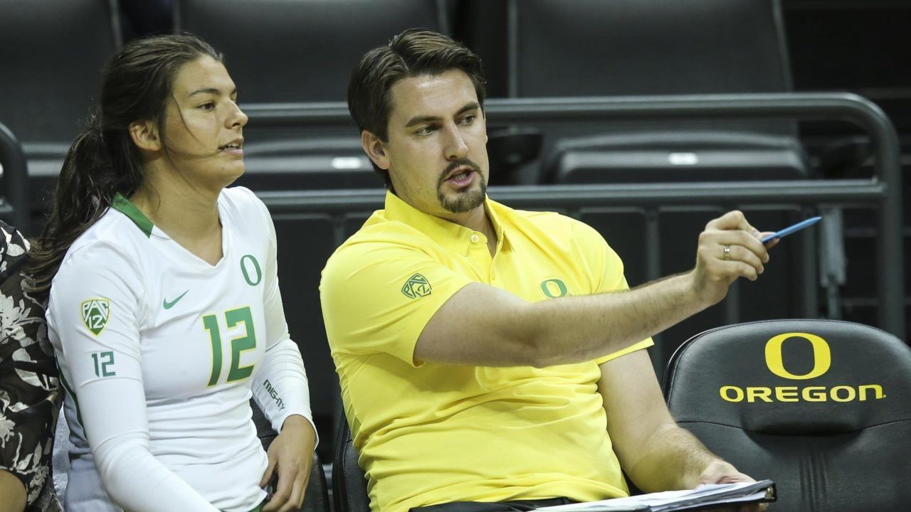 Oregon Extends Matt Ulmer's Contract Through 2021