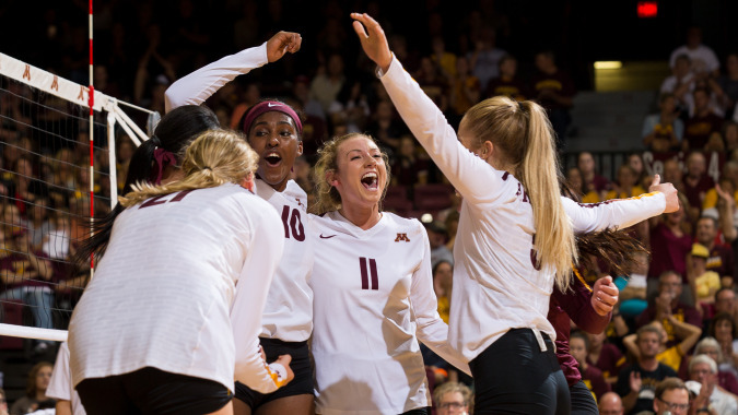 #3 Minnesota Tries to Stay Unbeaten in Road Test at #4 Texas; Sep. 8 Preview