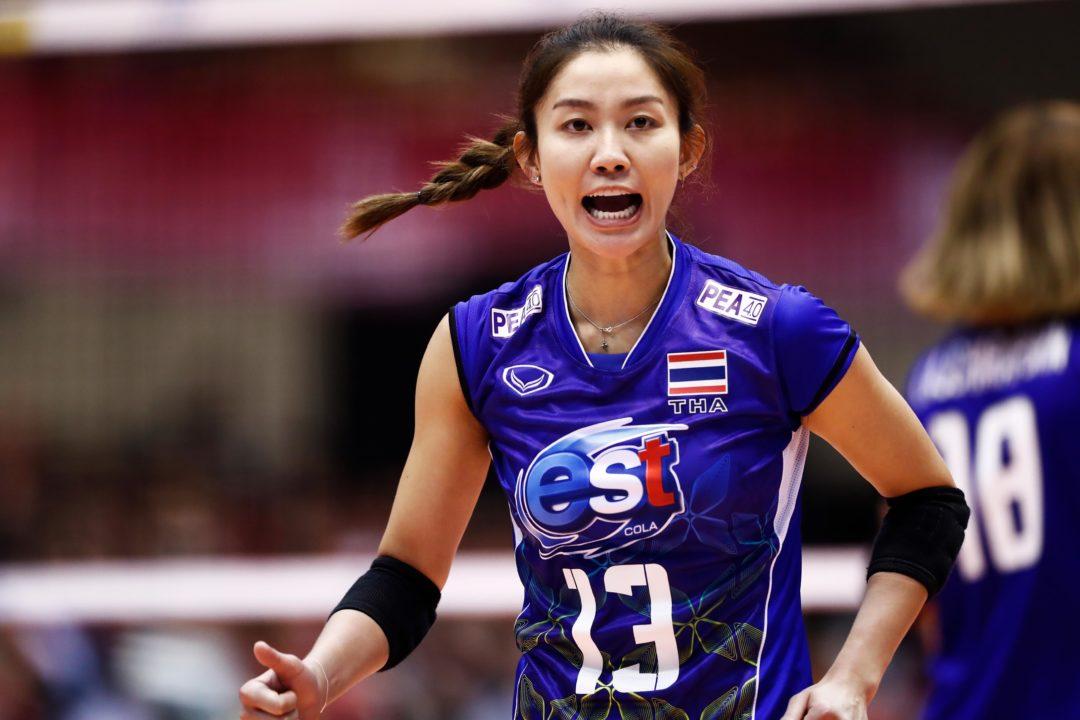 Thai Star Nootsara Tomkom to Replace Carli Lloyd at Fenerbahce