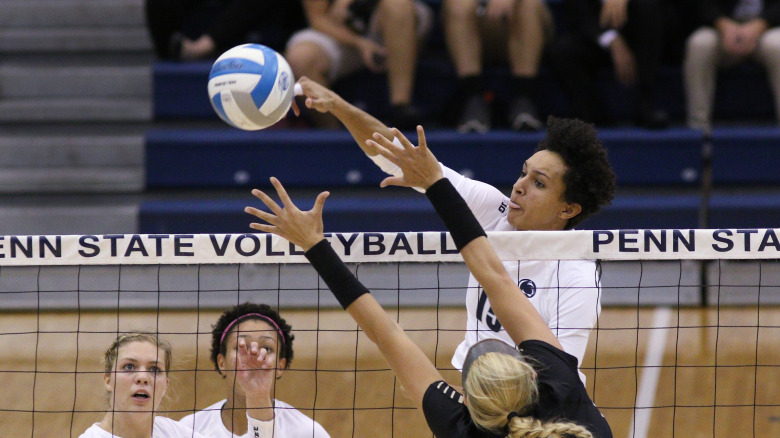 #2 Penn State and Haleigh Washington Sweep (RV) Illinois in Battle of Elite Middles