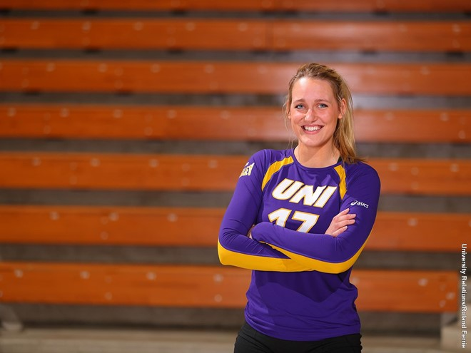 Inside Training Camp: UNI's Piper Thomas Shares Her Last Day of Summer