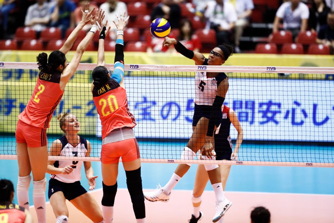 Team USA's Rachael Adams Reported To Have Left Eczacibasi For Monza