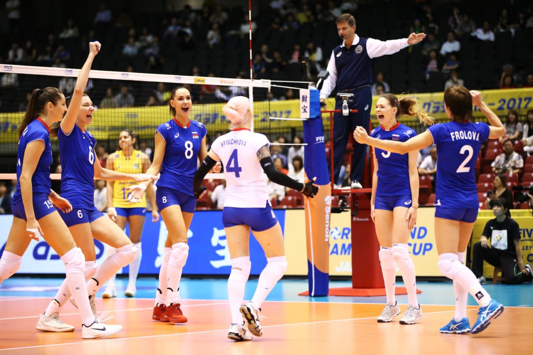Russia To Use Experienced Line Up At 2017 European Championships