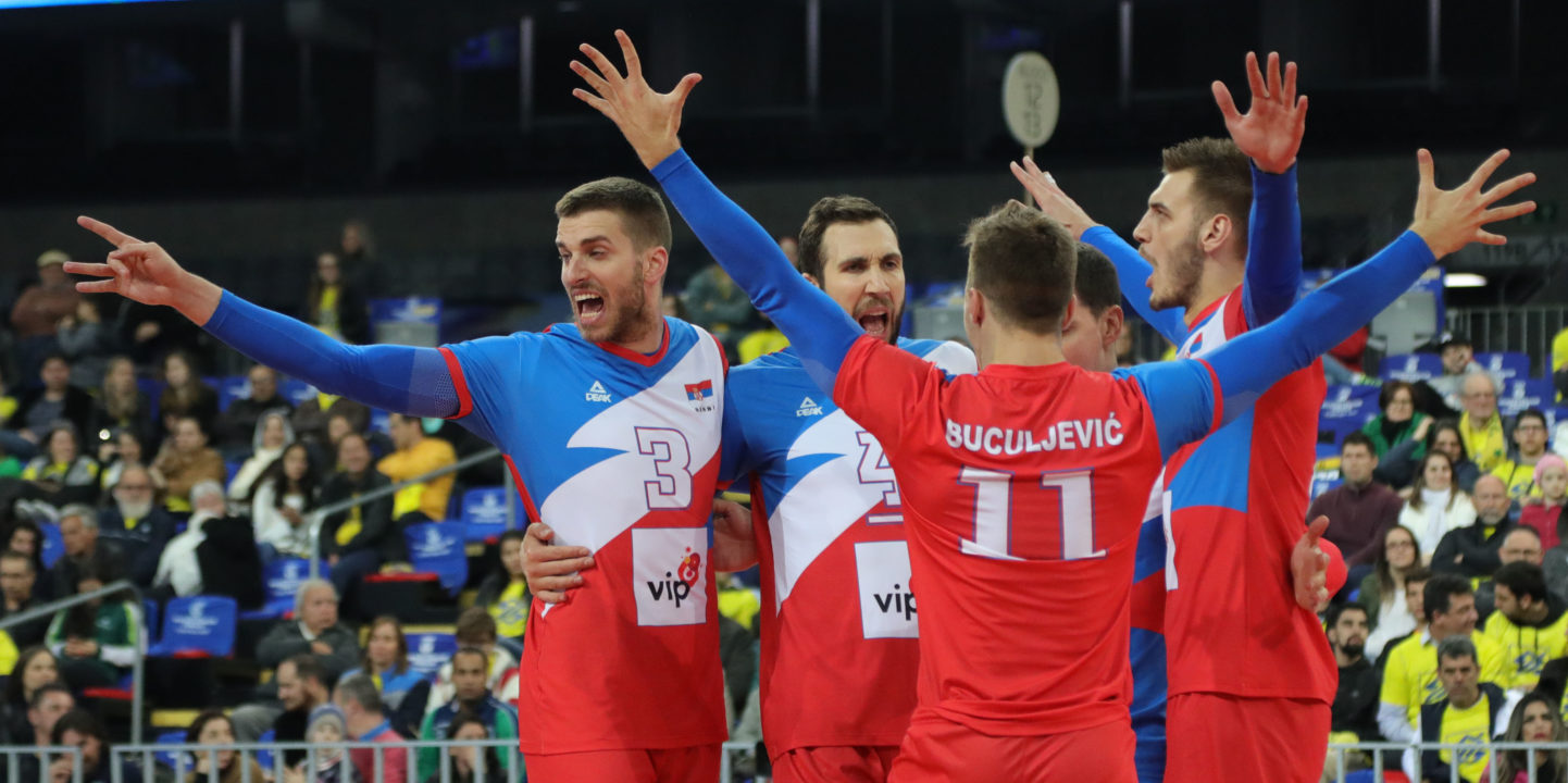 Serbia Defeats Belgium to Claim Bronze at the European Championships