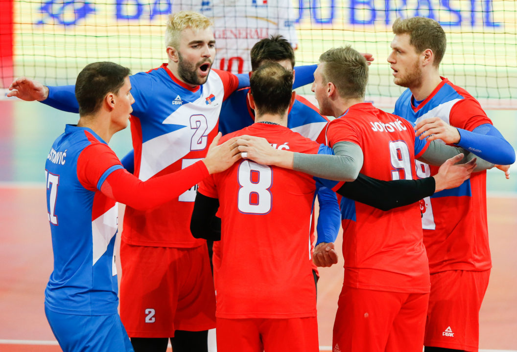 """Serbia Always Aims For Gold"" – Nikola Grbic Calls Up Serbian Team"