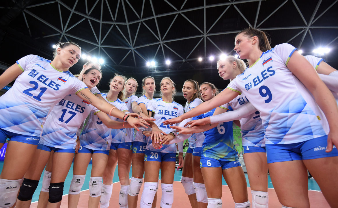 Slovenia Clinches First Semis Spot. Women's U23 Worlds Day 4 Recap