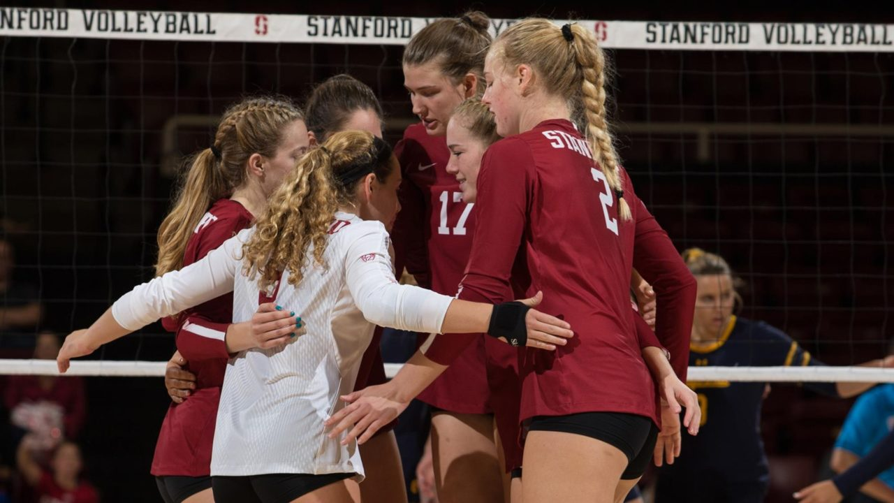 #3 Stanford Takes On #20 UCLA Fresh Off Clinching Pac-12 Title; Nov. 16 Preview