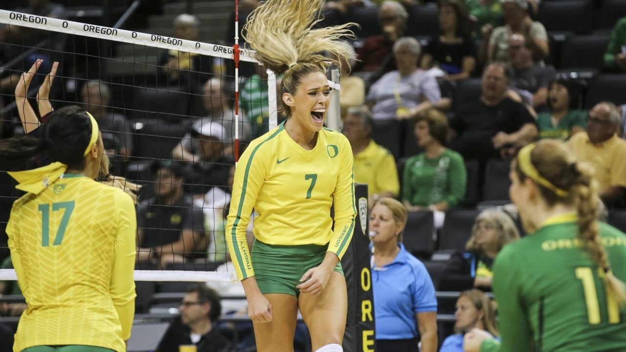 Oregon Ducks Graduate Taylor Agost Signs 1st Pro Contract In Germany
