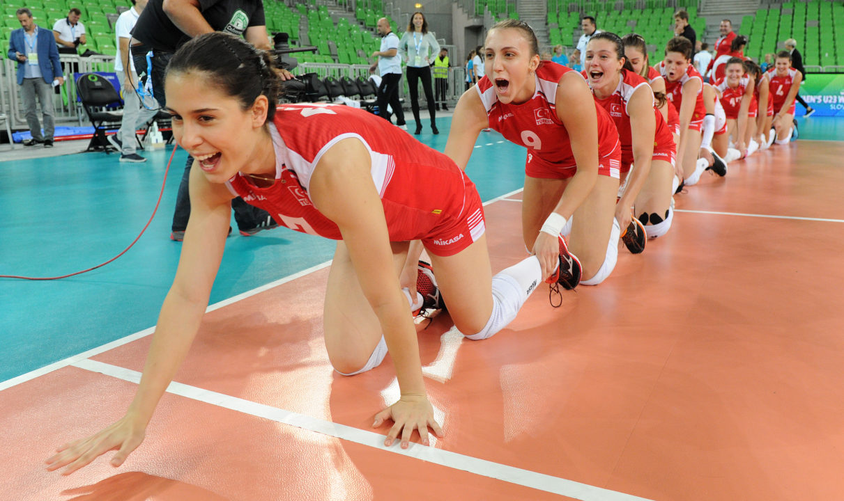 FIVB Women's U23 World Championships 20 Funniest Pictures