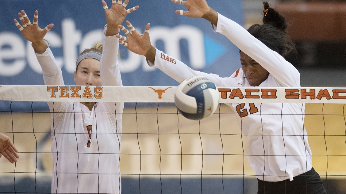 Ogbogu Becomes All-Time Block Assist Leader in Win Over Texas Tech